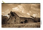 Shingle Barn Sepia 2 Carry-all Pouch