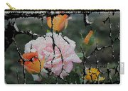 Shinning Roses Photo Manipulation Carry-all Pouch