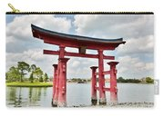 Shinto Shrine Carry-all Pouch