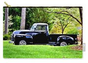 Shiny Black Pickup Truck Carry-all Pouch
