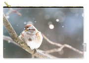 Shiny Tree Sparrow Carry-all Pouch