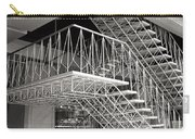 Shiodome Tokyo Stairs Carry-all Pouch