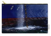 Ship At Anchor Carry-all Pouch
