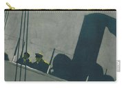 Ship At Night Carry-all Pouch by Edward Hopper