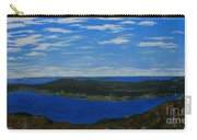 Ship Harbour From Sugarloaf Hill Carry-all Pouch