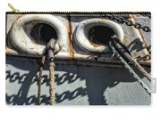 Ship Ropes Chains Carry-all Pouch