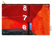 Ship Waterline Numbers Carry-all Pouch