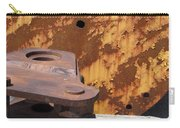 Ship Yard Rust 5 Carry-all Pouch