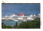 Ships And Atlantis Carry-all Pouch