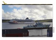 Ships In Lerwick Harbour Carry-all Pouch