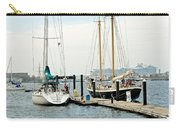 Ships In Newport Harbor Carry-all Pouch