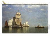 Ships Lying Off Flushing Carry-all Pouch