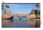 Ships On Waves Bridge Carry-all Pouch