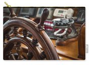 Ships Wheel Carry-all Pouch