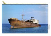 Shipwreck On Lanzarote Carry-all Pouch