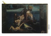 Shipwrecked Psyche Unfinished Carry-all Pouch