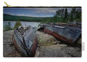 Shipwrecks At Neys Provincial Park No.3 Carry-all Pouch
