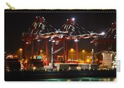 Shipyards  Callao Port Lima Peru Carry-all Pouch