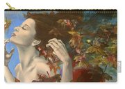 Shivers Carry-all Pouch by Dorina  Costras