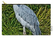 Shoebill Stork Carry-all Pouch