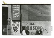Shop Memphis Tennessee  Carry-all Pouch