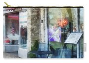 Shopfront - Music And Coffee Cafe Carry-all Pouch