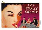 Shoplifter's Shoe. Vintage Pulp Fiction Paperback Carry-all Pouch
