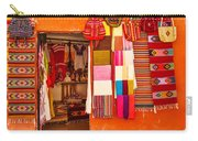 Shopping In San Miguel De Allende Carry-all Pouch