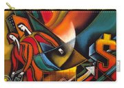 Shopping Carry-all Pouch by Leon Zernitsky