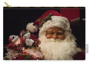 Shopping Mall Santa Carry-all Pouch