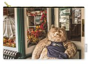 Shopping's A Bear Carry-all Pouch