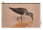 Shore Bird At Whitewater Draw Carry-all Pouch