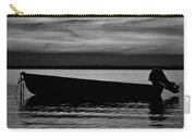 Shore Boat Bw Carry-all Pouch