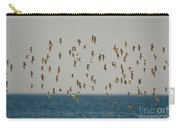 Shorebirds Flying Carry-all Pouch
