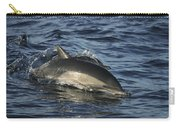 Short-beaked Common Dolphin Sea Carry-all Pouch