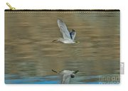 Short-billed Dowitcher And Reflection Carry-all Pouch
