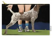 Show Day In Chestertown Carry-all Pouch by Marjorie Weiss