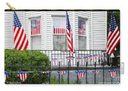 Showing The Flag Usa Carry-all Pouch