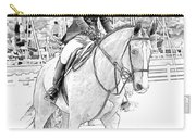 Showjumper Carry-all Pouch