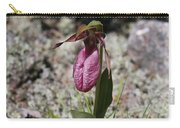 Showy Lady's Slipper 1 Carry-all Pouch