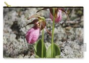 Showy Lady's Slipper 2 Carry-all Pouch