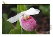 Showy Lady's Slipper Carry-all Pouch