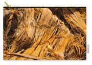 Shredded Bark Carry-all Pouch
