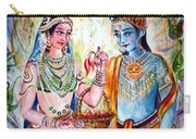 Shree Sita Ram Carry-all Pouch