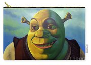 Shrek Carry-all Pouch by Paul Meijering