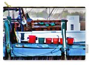 Shrimp Boat Buckets Carry-all Pouch