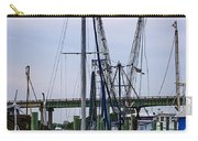 Shrimp Boats At Lazaretto Creek Carry-all Pouch