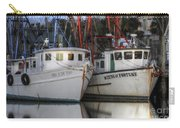 Shrimp Boats Reflecting Carry-all Pouch