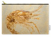 Shrimp Fossil Carry-all Pouch