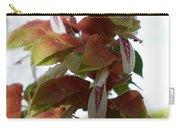 Shrimp Plant Carry-all Pouch